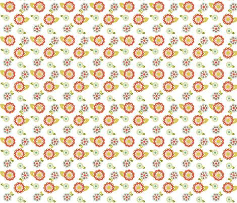 flower_design fabric by printablecrush on Spoonflower - custom fabric