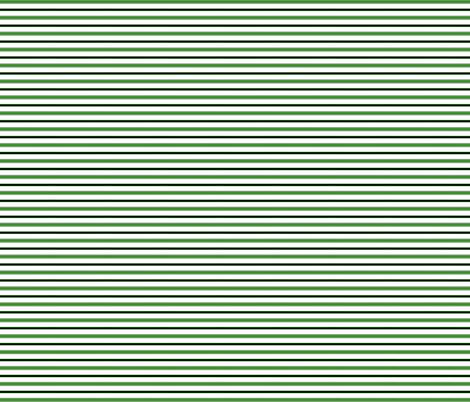stripe (grasshopper + ant) fabric by amybethunephotography on Spoonflower - custom fabric