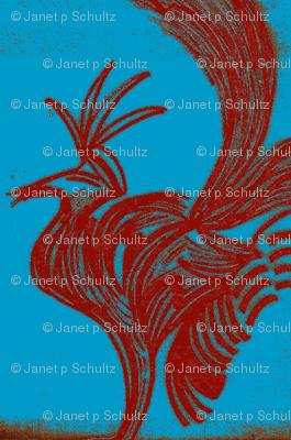 JamJax Brown Rooster