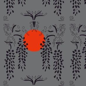 wisteria grey