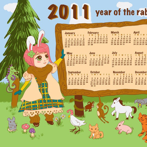 A good year to be a bunny