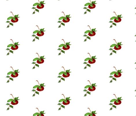 Apple  fabric by paragonstudios on Spoonflower - custom fabric