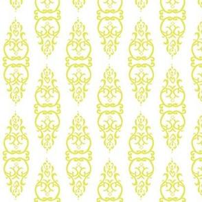 WINDOW white/yellow
