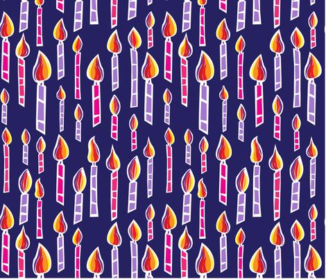 Light O' Mine fabric by dynasty_b on Spoonflower - custom fabric