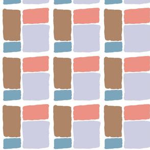 Retro Color Blocks