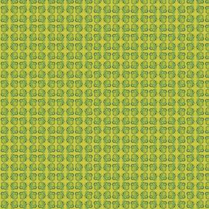 Green Abstract Blob