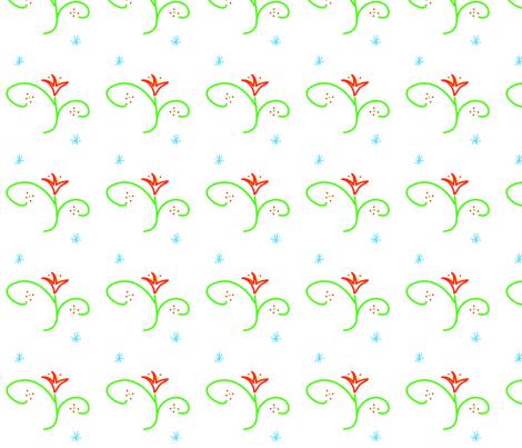 christmas_stocking-ed fabric by viersen on Spoonflower - custom fabric