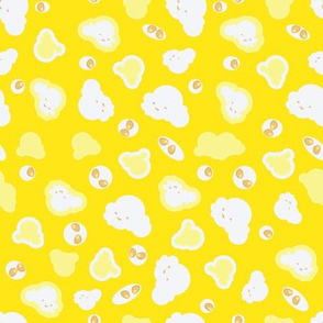 Buttered Popcorn Yellow