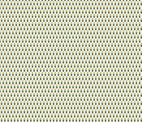Small Vintage Swarm fabric by nightgarden on Spoonflower - custom fabric
