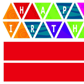 Happy Birthday Flags