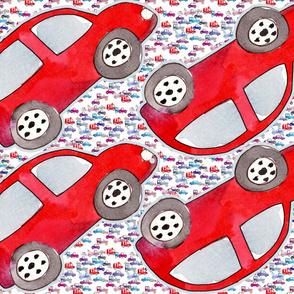 pilow car