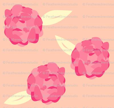 Petite Pink Peony