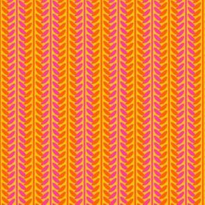 Willow Branch Stripe - Warm