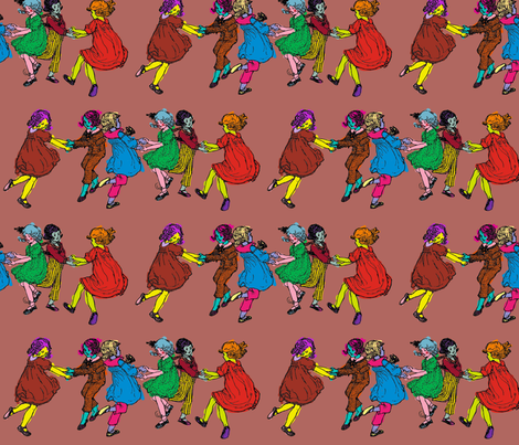 Kids fabric by dolphinandcondor on Spoonflower - custom fabric