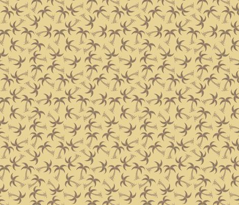 Copacabana fabric by siya on Spoonflower - custom fabric