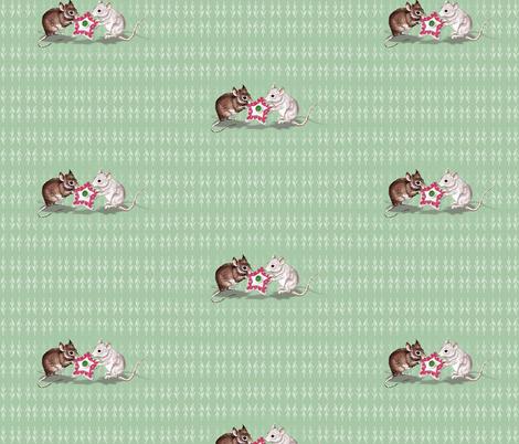 Cookie Time fabric by hauteideas on Spoonflower - custom fabric