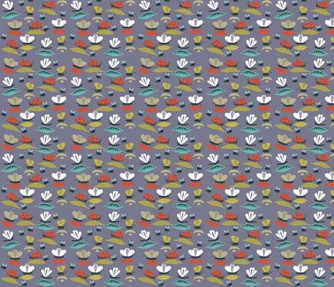 bug_grey_sq fabric by antoniamanda on Spoonflower - custom fabric