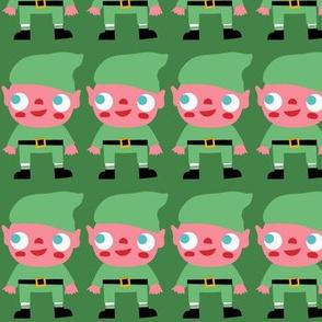elf green