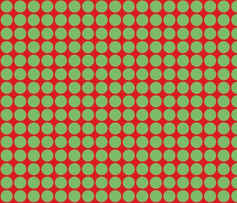 polka dots fabric by heidikenney on Spoonflower - custom fabric