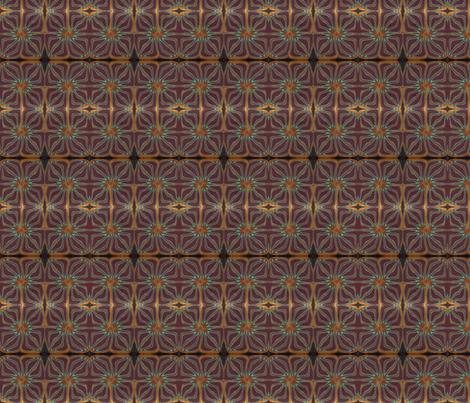 Pharoah's palace fabric by treasunique on Spoonflower - custom fabric