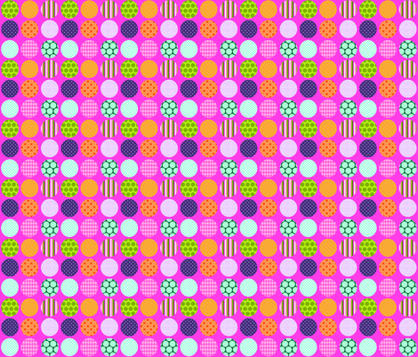 doll_quilt_back fabric by petunias on Spoonflower - custom fabric