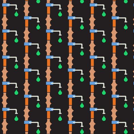 Plumbing fabric by boris_thumbkin on Spoonflower - custom fabric
