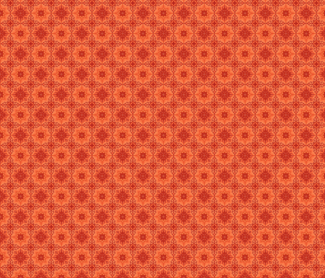 cayenne fabric by iamnotadoll on Spoonflower - custom fabric