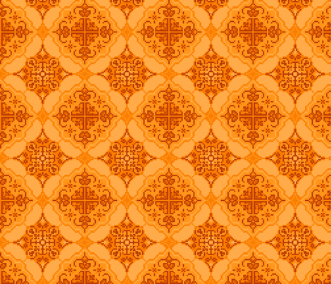 cumin fabric by iamnotadoll on Spoonflower - custom fabric