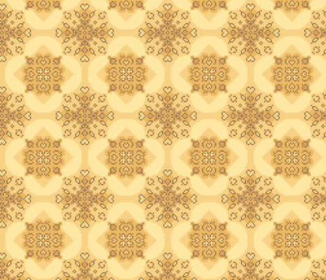 fenugreek fabric by iamnotadoll on Spoonflower - custom fabric