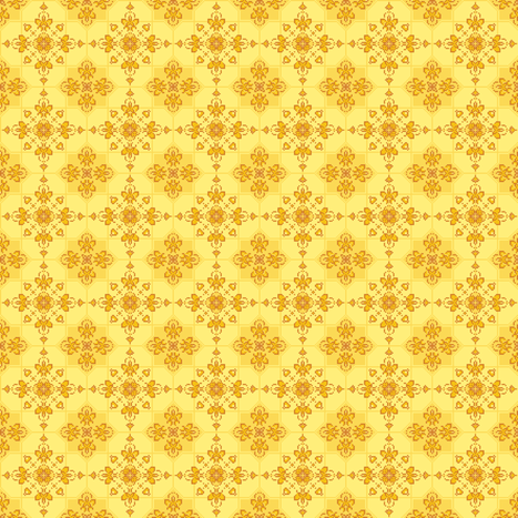 ginger fabric by iamnotadoll on Spoonflower - custom fabric