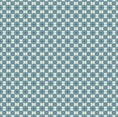 illuminated x fabric by iamnotadoll on Spoonflower - custom fabric