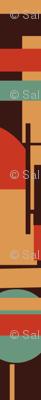 Art Deco Southwest Stripes