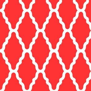Orange Lattice 1