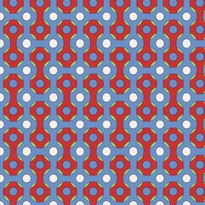 Post modern grid
