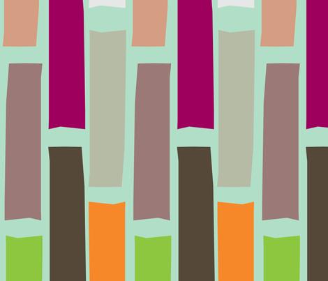 Blocks Dawn fabric by dolphinandcondor on Spoonflower - custom fabric