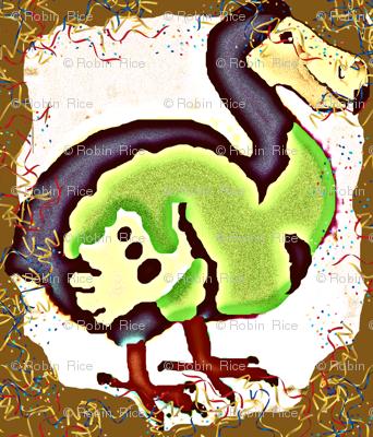 Happy Birthday, Mr. Dodo!