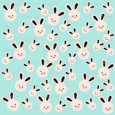 It's A Bunny World!