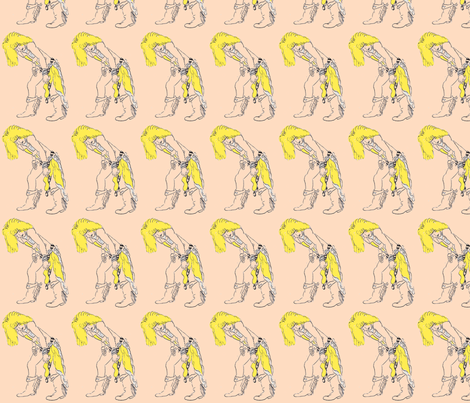 Johnny_s_Rock_Star-ch-ch fabric by tiddledeewinks on Spoonflower - custom fabric