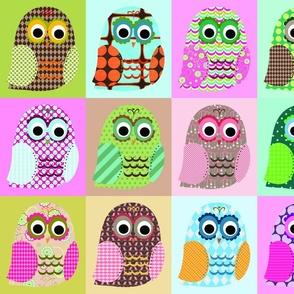 Hoot Owls