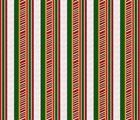 Simon Stripe fabric by paragonstudios on Spoonflower - custom fabric