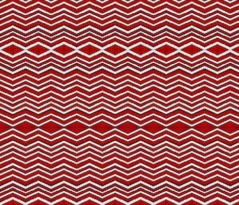 Simon zig-zag fabric by paragonstudios on Spoonflower - custom fabric