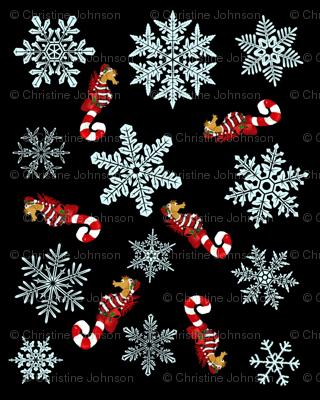 simon snowflakes