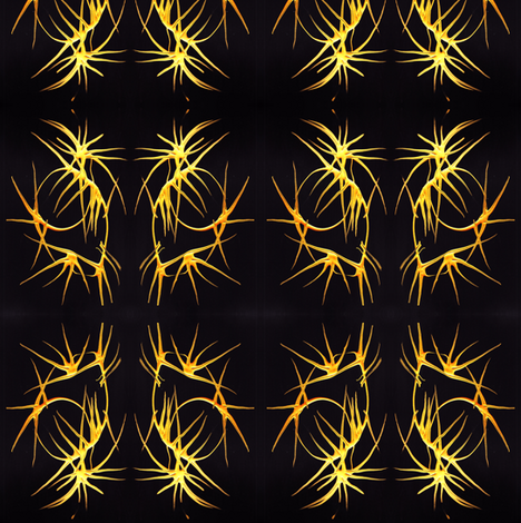 Lumineux fabric by angelsgreen on Spoonflower - custom fabric