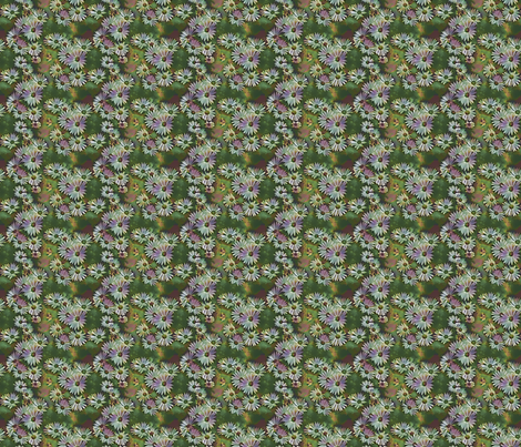 Flowers at the Nursery fabric by koalalady on Spoonflower - custom fabric