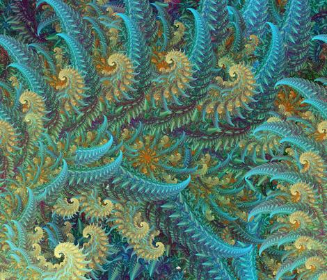 Evotree_November_2010_13 fabric by jonathanmccabe on Spoonflower - custom fabric
