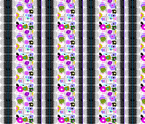 0-20rg_new floral stripe fabric by soobloo on Spoonflower - custom fabric