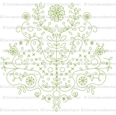 Tree of Life Green