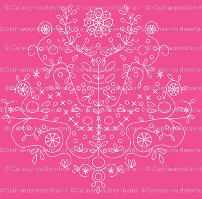 Tree of Life Pink