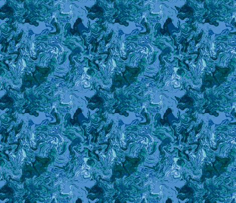 12 colors blue and green_swirl_4_Picnik_collage-ch-ch-ch fabric by khowardquilts on Spoonflower - custom fabric