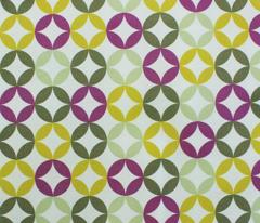 Soft circles-mustard